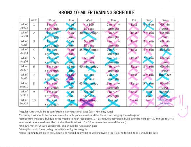 10M training